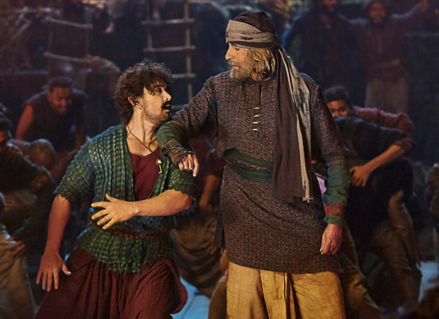 EXCLUSIVE: Exhibitors of Thugs of Hindostan in mental trauma; demand REFUND against the Minimum Guarantee from YRF