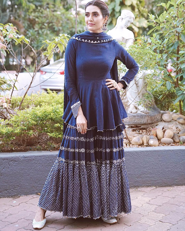 Ethnic style lessons from Karishma Tanna (1)