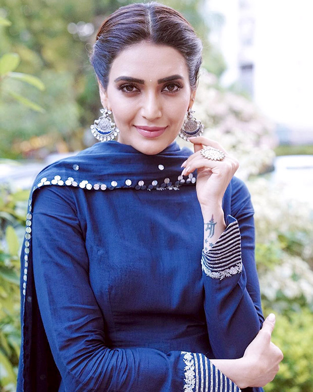 Ethnic style lessons from Karishma Tanna (2)