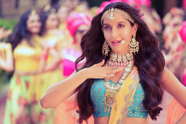FIRST LOOK: Hottie Nora Fatehi sizzles in the Arabic version of 'Dilbar'
