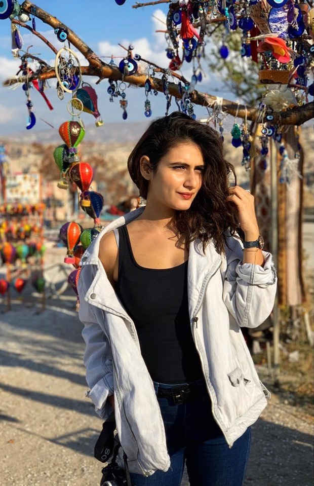 Fatima Sana Shaikh shares pics of her Turkey trip and it looks as gorgeous as ever!