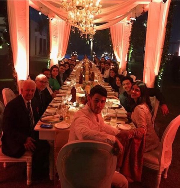 Here's exactly how Priyanka Chopra celebrated Thanksgiving's Day with her hubby to be Nick Jonas
