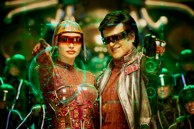 Here's what you need to know about Rajinikanth and Amy Jackson's love story in 2.0