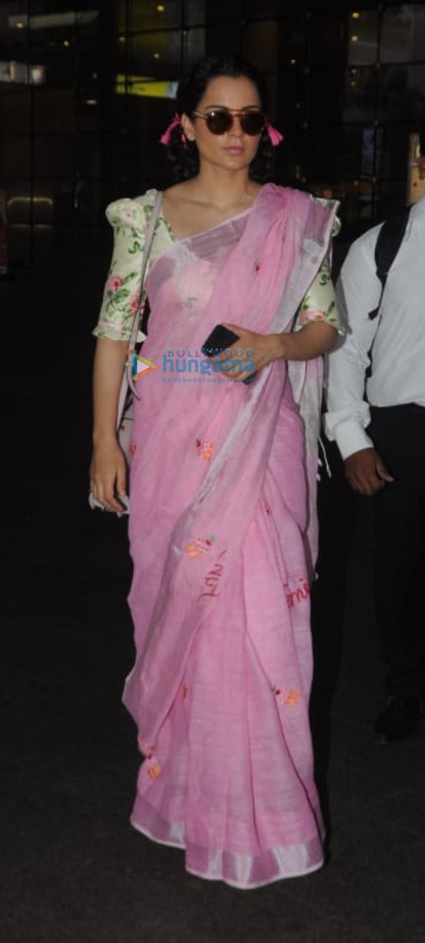 Kangana-Ranaut-in-Ami-Patel-x-Madhurya-creations-at-the-airport-(1)