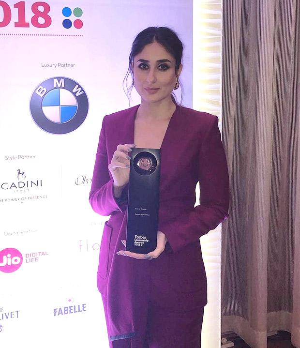 Kareena Kapoor Khan in Osman Studio for Forbes Leadership Awards 2018 (4)