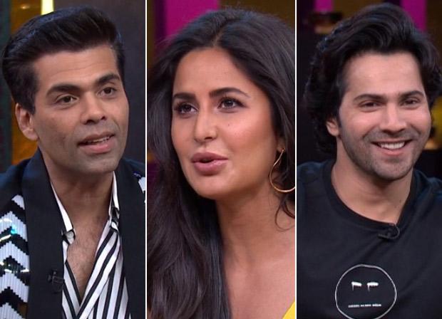 Koffee With Karan 6 Varun Dhawan plans to marry Natasha Dalal, Katrina Kaif talks about ex Salman Khan and Alia Bhatt dating Ranbir Kapoor
