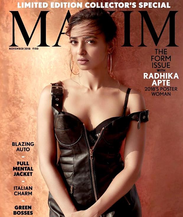 Radhika Apte for Maxim (2)
