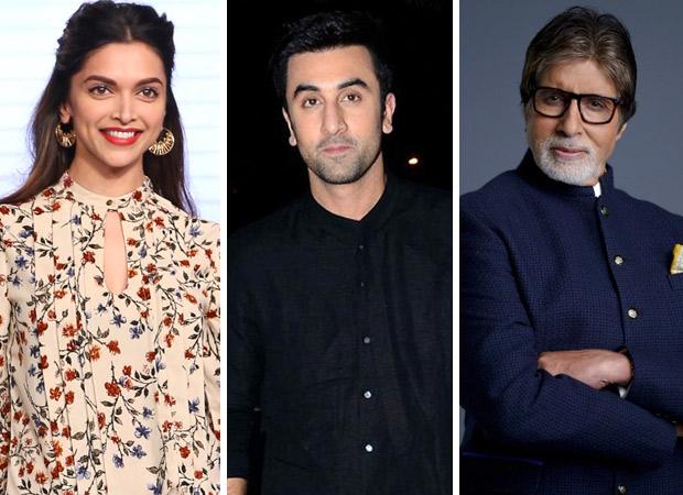 SCOOP! Deepika Padukone, Ranbir Kapoor and Amitabh Bachchan signed by e-commerce giant Flipkart