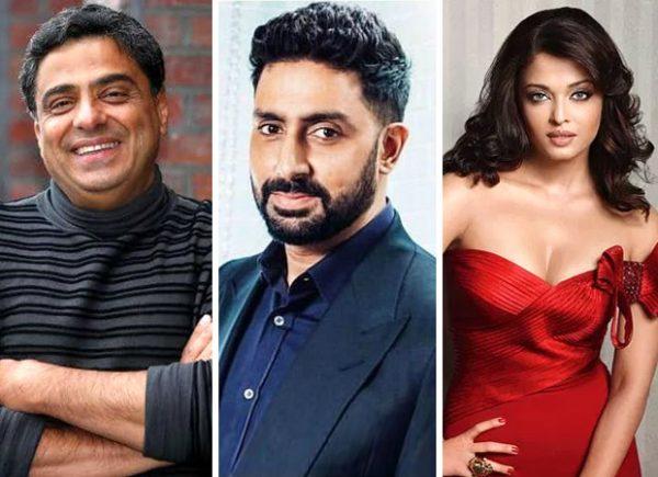 SCOOP: Ronnie Screwvala takes over Abhishek Bachchan – Aishwarya Rai Bachchan starrer Gulab Jamun?