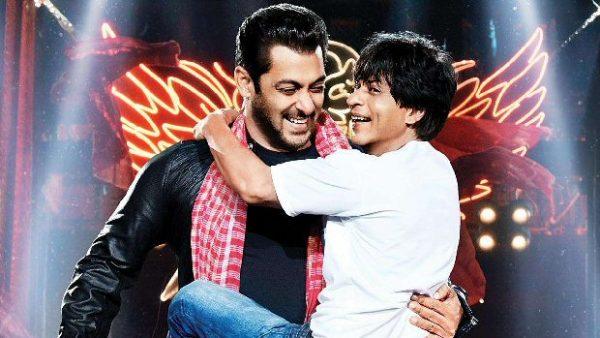 Shah Rukh Khan reveals how Salman Khan suggested Aanand L Rai's ZERO to him