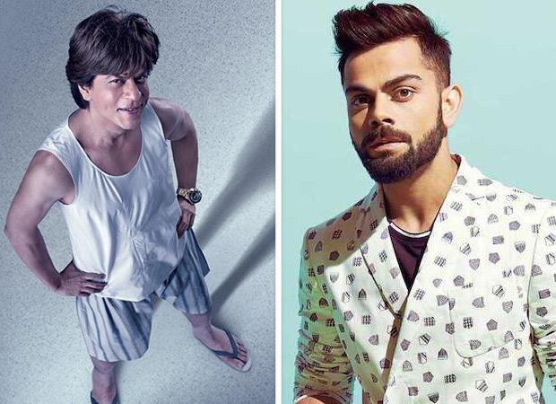 Shah Rukh Khan's Bauua wishes Virat Kohli but is super jealous of him