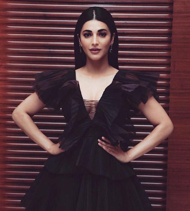 Shruti Haasan in Dolly J Studio for Ritz Awards 2018 in Chennai (3)