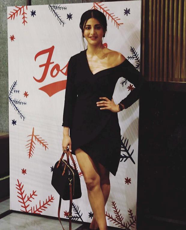 Shruti Haasan in Lavish Alice for Fossil store launch in Chennai (3)