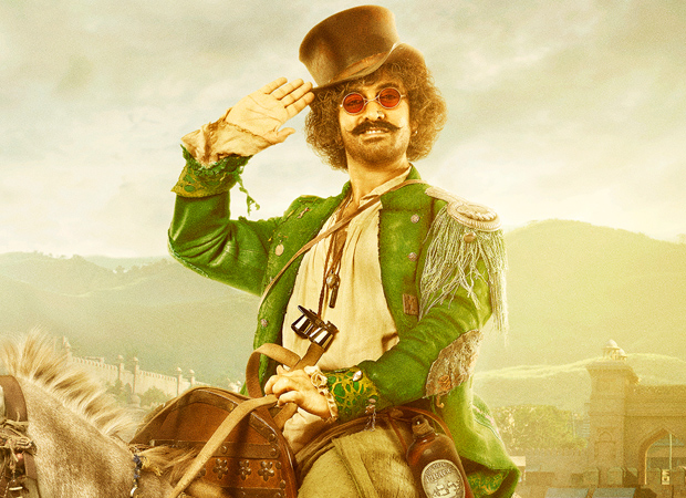 THUGS OF HINDOSTAN Aamir Khan REVEALS about his character Firangi and here are the deets