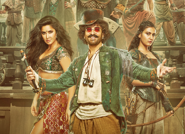 Thugs of Hindostan gets a minimum guarantee of Rs. 110 cr. for the Chinese market!