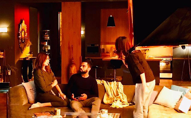 Virat Kohli and Anushka Sharma to come together on screen again, check out BTS pics & video