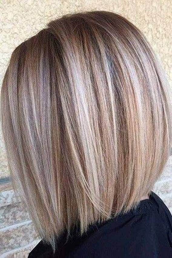 Wear A Classic Bob - Trendy Hairstyles For Women Over 40   - Photos  http://niffler-elm.tumblr.com/post/157398740006/beautiful-short-layered-bob-hairstyles-short