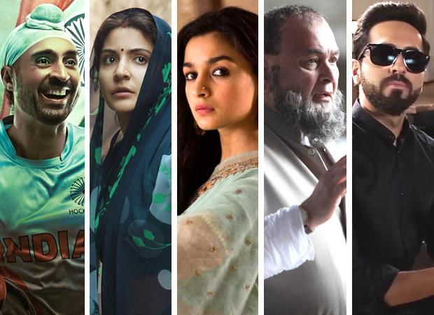 #2018Recap 10 Best films of the year