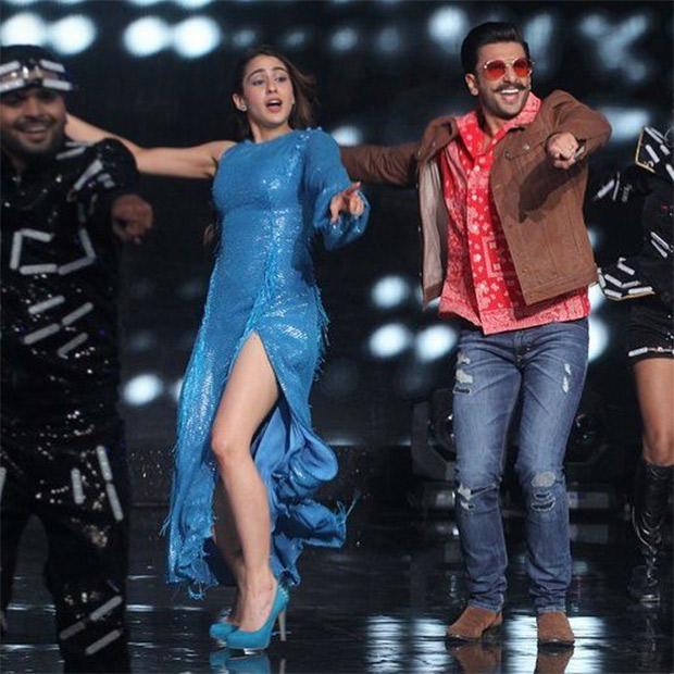 After Sara Ali Khan, Ranveer Singh meets Taimur Ali Khan's doll during Simmba promotions