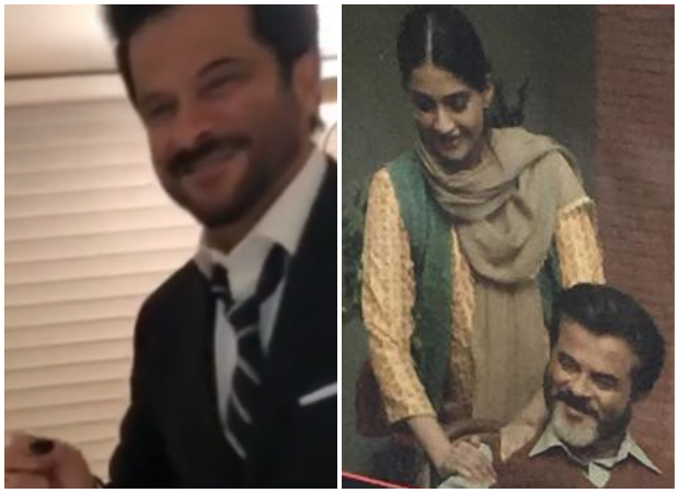 Anil Kapoor rings in birthday with family; Sonam Kapoor shares heartwarming moment from Ek Ladki Ko Dekha Toh Aisa Laga on joyous occasion
