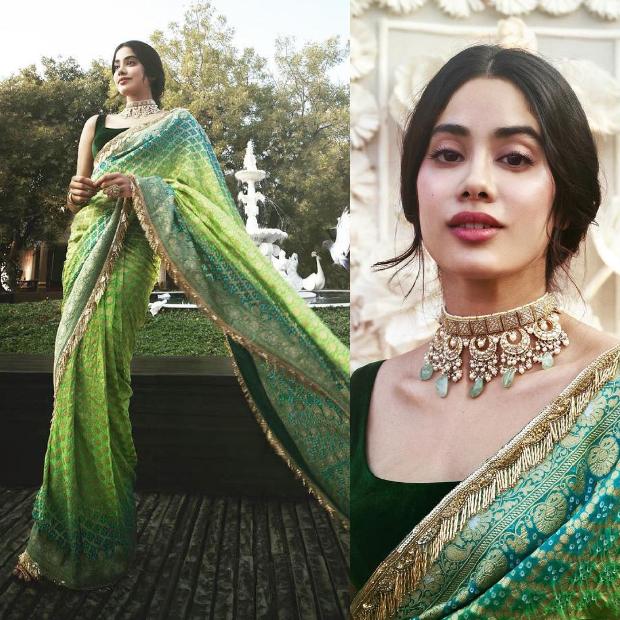 Best Dressed - Janhvi Kapoor in Manish Malhotra