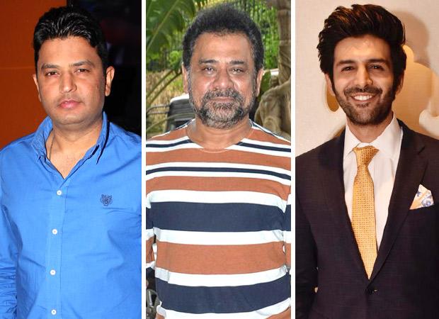Bhushan Kumar to produce Anees Bazmee's rom-com starring Kartik Aaryan