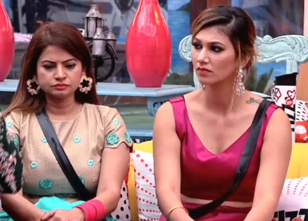 Bigg Boss 12 Jasleen Matharu and Megha Dhade ELIMINATED from Salman Khan's show