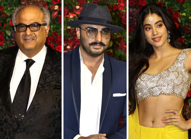 Boney Kapoor has NO PLANS of casting his son Arjun Kapoor & daughter Janhvi Kapoor in a film