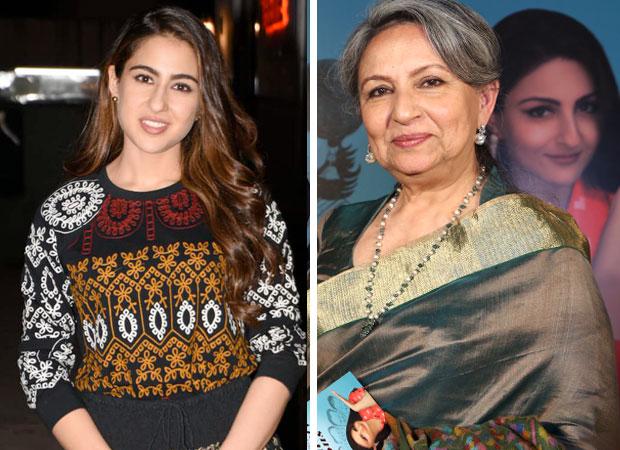 Dadi is extremely proud, she messaged mom - Sara Ali Khan reveals grandma Sharmila Tagore texting her mom Amrita Singh after Kedarnath