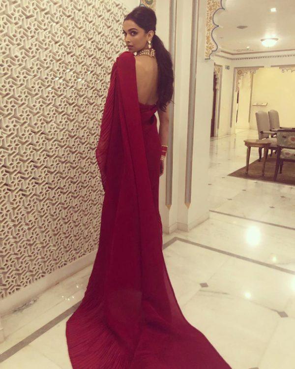 Deepika Padukone in Faabiiana for Isha Ambani – Anand Piramal sangeet festivities (2)