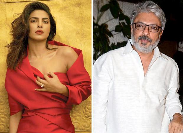 EXCLUSIVE: Priyanka Chopra signs Sanjay Leela Bhansali's HEERA MANDI (details inside)