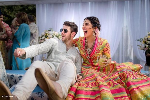 MEHENDI PICS OUT: Newlyweds Priyanka Chopra and Nick Jonas look SURREAL in these heavenly photos
