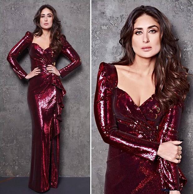 Kareena Kapoor Khan in Monisha Jaising for KWK 6