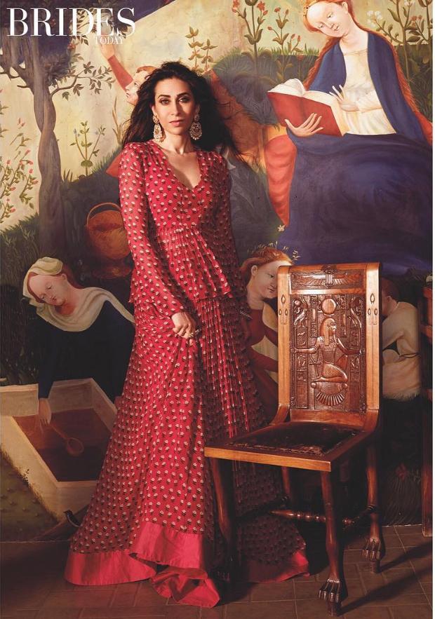 Karisma Kapoor for Brides Today magazine (2)