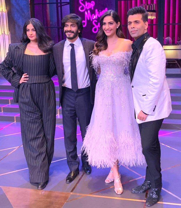 Koffee With Karan 6 Siblings Sonam Kapoor, Rhea Kapoor, Harshvardhan Kapoor to sip a CUPPA on Karan Johar's show