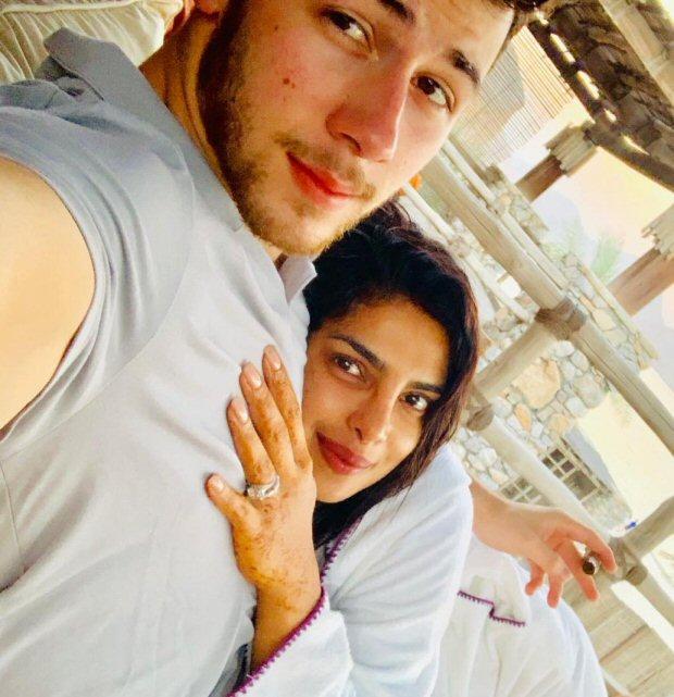 Priyanka Chopra enjoys marital bliss while on honeymoon in Oman, Nick Jonas records her reaction during Elf movie