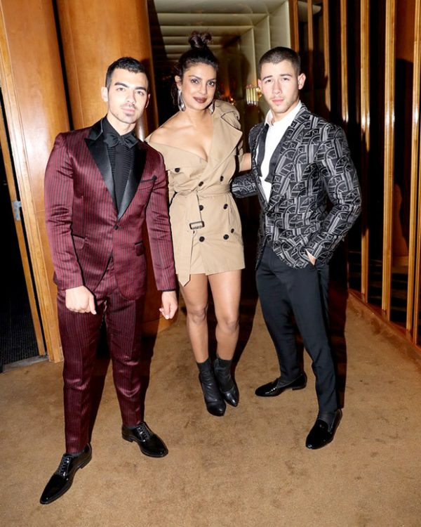 Priyanka Chopra's bro in law to be Joe Jonas reveals Nick Jonas is her PUPPY DOG