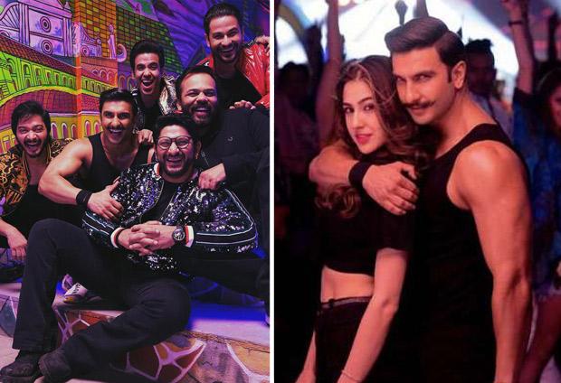 Rohit Shetty reveals who should get Ranveer Singh - Sara Ali Khan's 'Aankh Marey' credit and how Golmaal gang were roped in