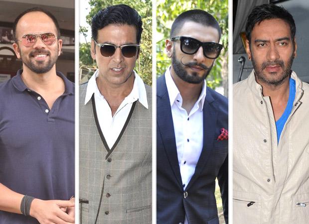 Rohit Shetty's Akshay Kumar Sooryavanshi will have cameos by Ranveer Singh and Ajay Devgn; to release in 19 Dec 2019