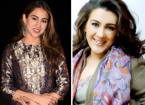 Sara Ali Khan THANKS mother Amrita Singh for giving her the perfect upbringing and here's what she thinks