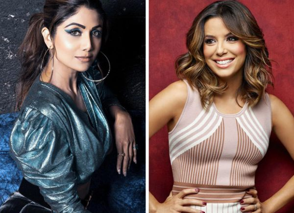 Shilpa Shetty Kundra to attend the Global Gift Gala with Eva Longoria Bastón in Dubai!