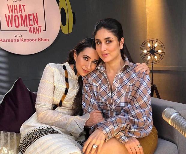 TRAILER ALERT Radio Host Kareena Kapoor Khan OPENS UP about sibling rivalry with elder sister Karisma Kapoor on What Women What