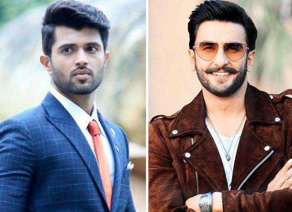 Vijay Deverakonda says NO to Hindi debut in Ranveer Singh starrer '83