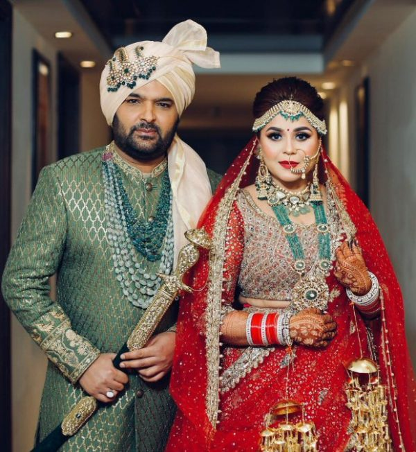 WATCH INSIDE VIDEO Kapil Sharma's wedding ceremony with Ginni Chatrath was every bit SURREAL