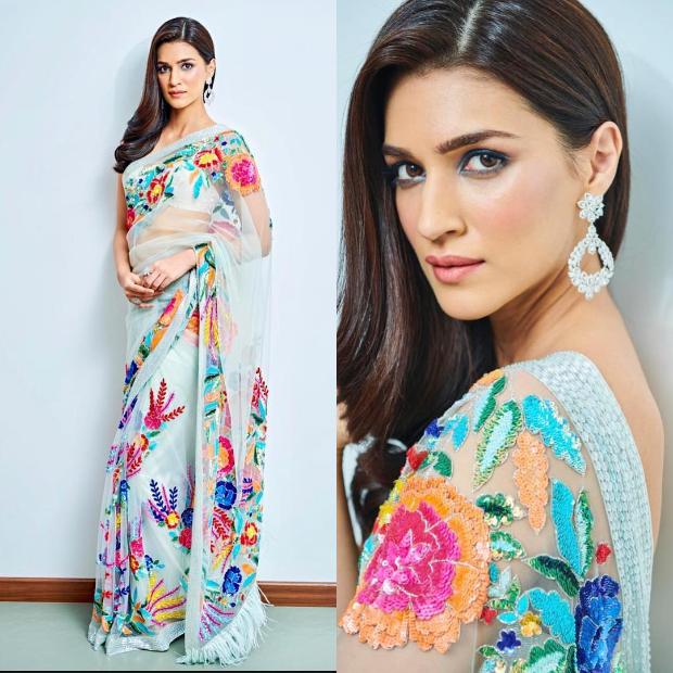 Worst Dressed - Kriti Sanon in Manish Malhotra