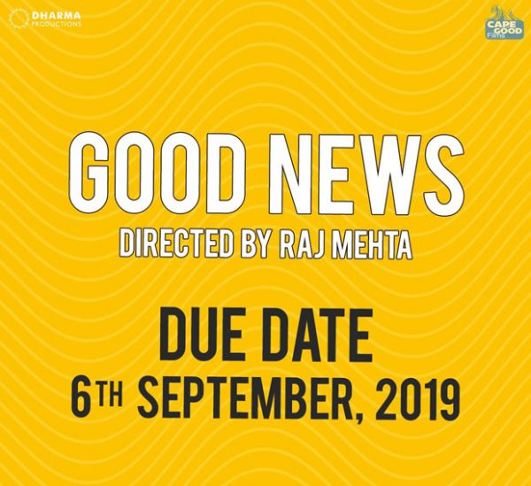 Akshay Kumar and Kareena Kapoor Khan starrer Good News gets a release date – details inside