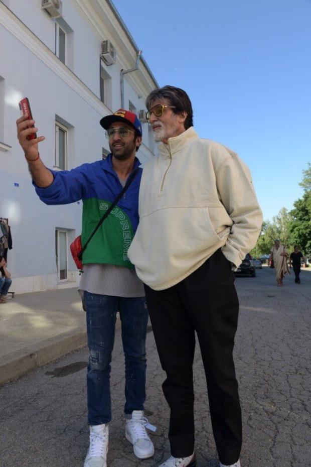 Amitabh Bachchan says Ranbir Kapoor gave him elixir of life
