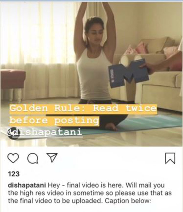 Disha Patani gets heavily TROLLED for her copy-paste error on Instagram-011