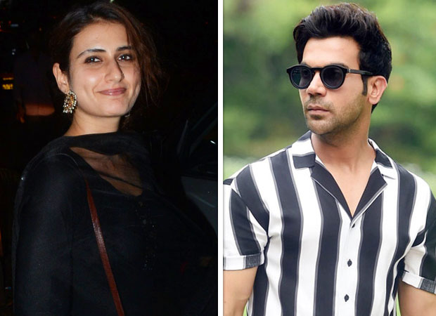 Fatima Sana Shaikh is excited to work with Rajkummar Rao in Anurag Basu's next