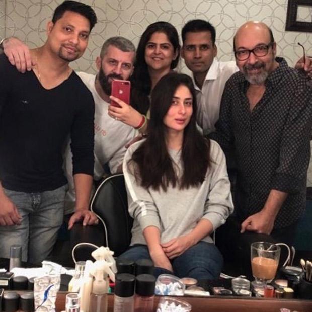 Kareena Kapoor Khan starts shooting for Good News (See Pics)